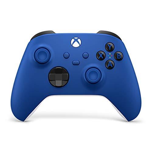 Manette Xbox Series S/X & PC - Edition Shock Blue + 4,50€ de Rakuten Points