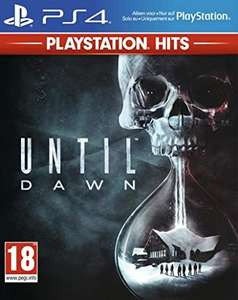 Until Dawn Playstation Hits sur PS4