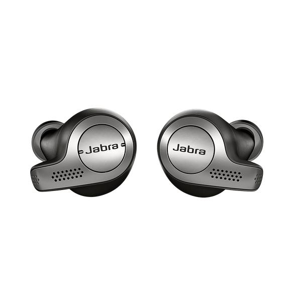 Ecouteurs sans-fil Jabra Elite 65t - Titanium Black (Reconditionné)