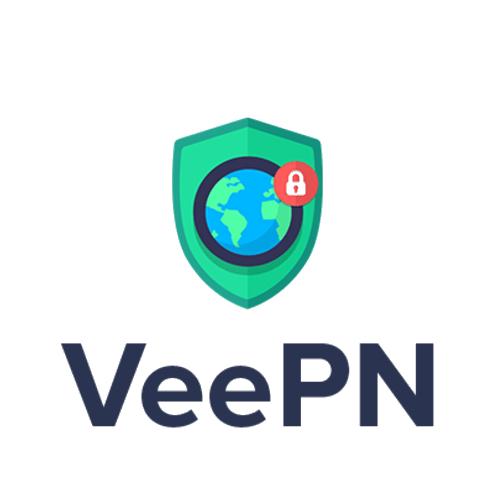 6 mois d'abonnement au service VeePN - 5 appareils, Trafic illimité (Veepn.com)