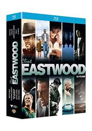 Clint Eastwood - Coffret Blu-Ray 10 films
