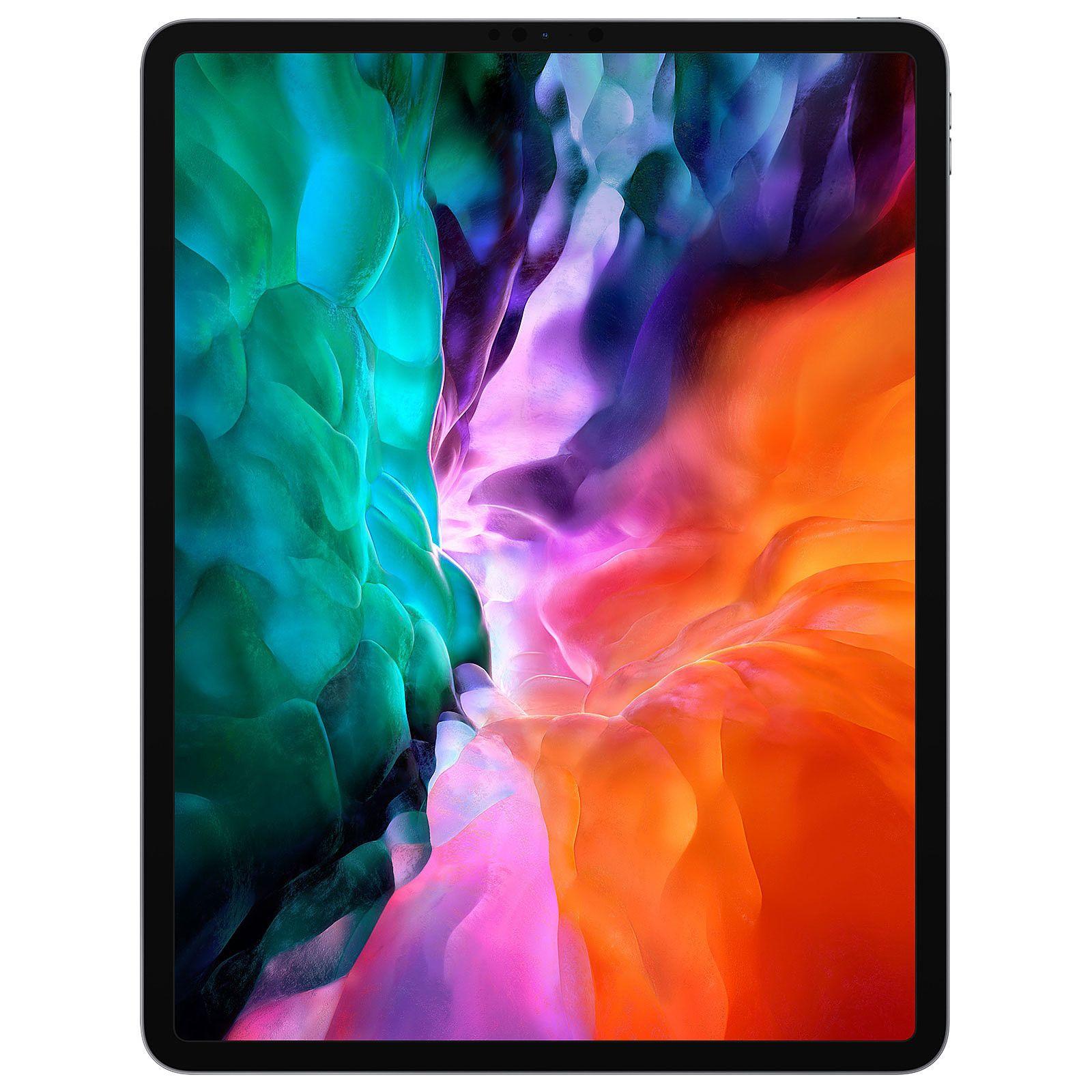 "Tablette Apple iPad Pro 12.9"" (2020) Wi-Fi + Cellular 128 Go Gris sidéral (+98.2€ en SP)"