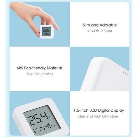 3 Thermomètres sans-fil Xiaomi V2 - Hygromètre, Humidité