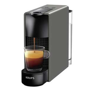 Machine café à capsule Nespression Krups Essenza Mini YY2911FD - Gris