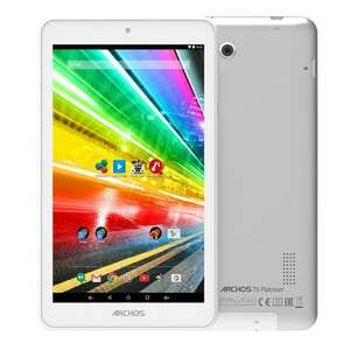 """Tablette tactile 7"""" Archos 70 Platinium - 1 Go de RAM, 16 Go, blanche"""