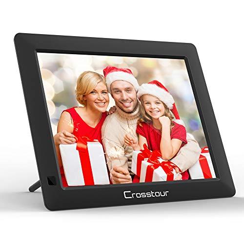 """Cadre photo numérique 8"""" Crosstour - HD, IPS (Vendeur Tiers)"""