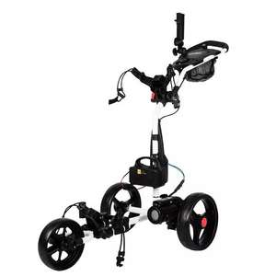 Chariot de golf électrique Trolem T.Bao