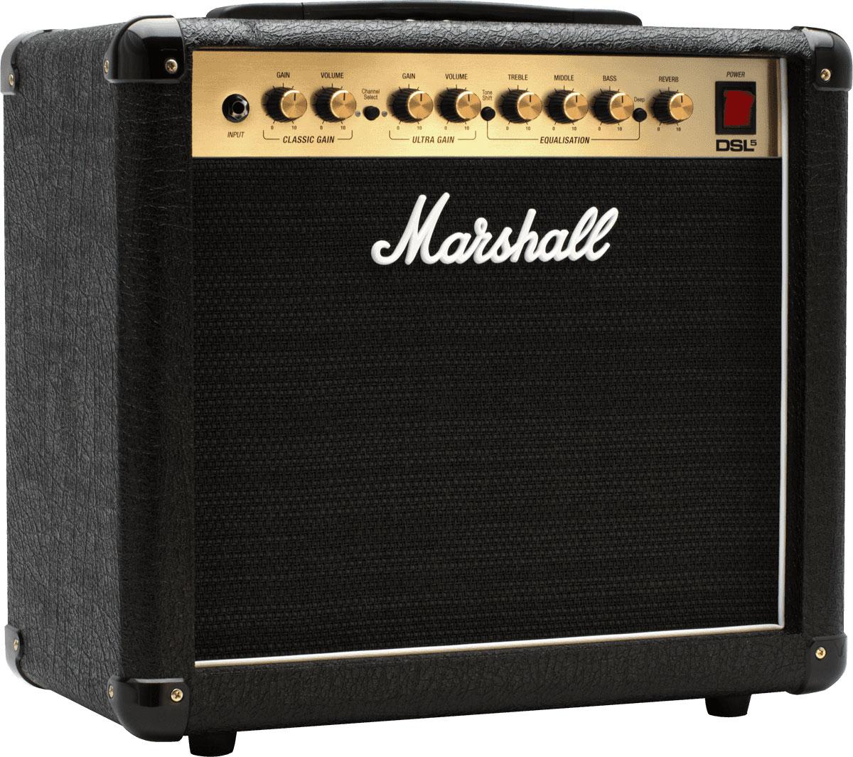 Ampli guitare Marshall DSL5C