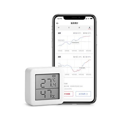 Thermomètre Hygromètre SwitchBot Meter (Vendeur Tiers)