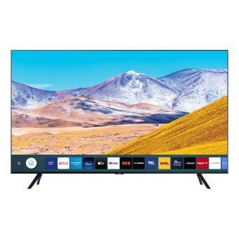 """TV 82"""" Samsung UE82TU8075 - LED, Crystal 4K UHD, HDR 10+, Smart TV"""