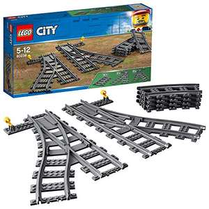Jeu de construction Lego City - Les Aiguillages n°60238