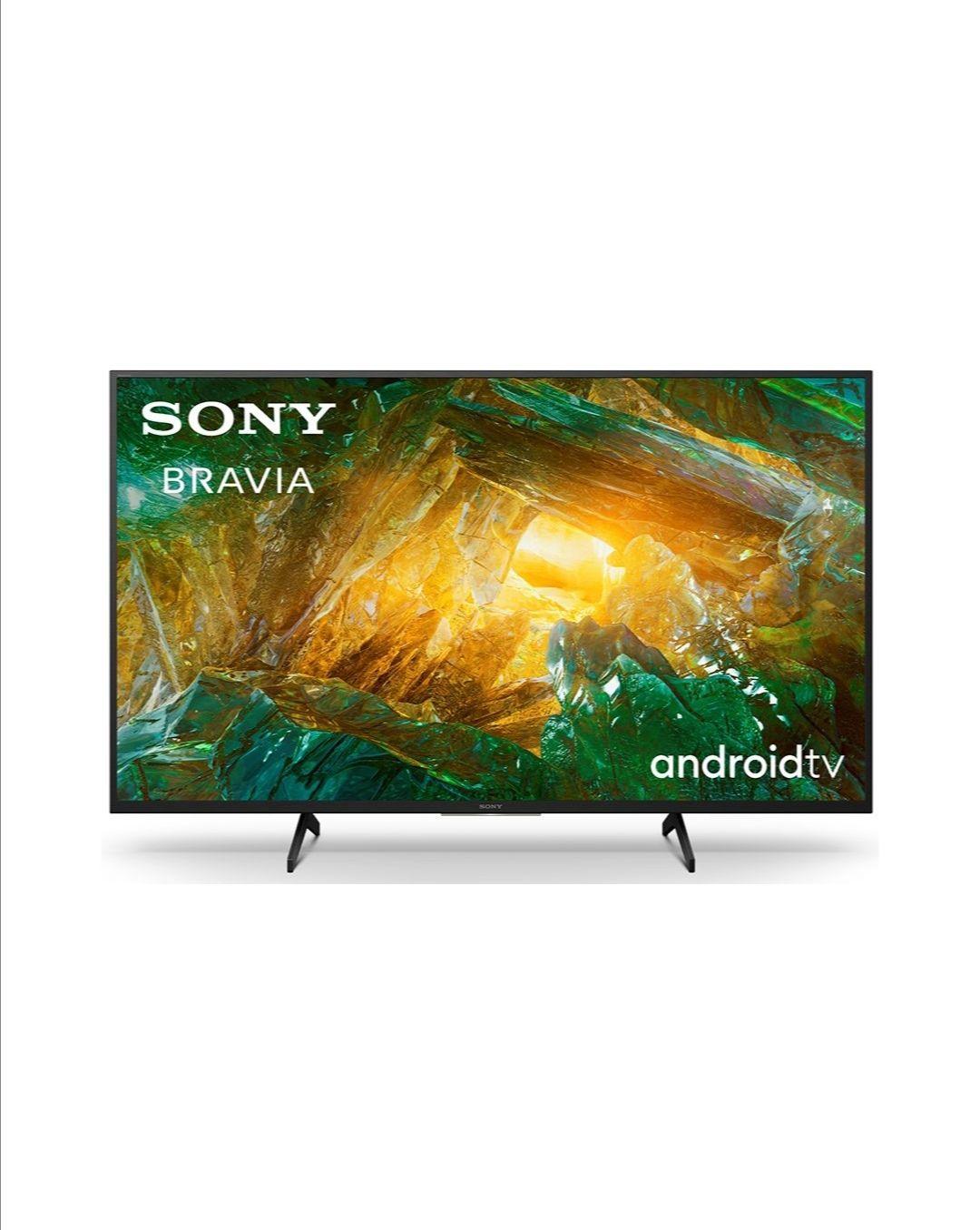 "TV 65"" Sony Bravia KD-65XH8096 - Direct Led, UHD 4K, Smart TV, HDR / Dolby Vision"