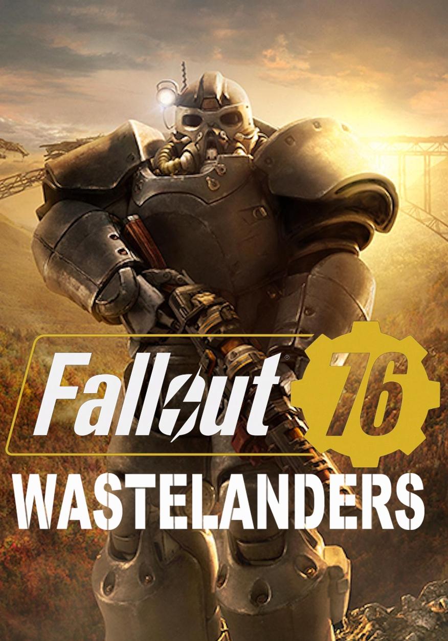 Fallout 76 Wastelanders sur PC (Dématérialisé - Launcher Bethesda)