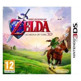The Legend of Zelda: Ocarina of Time sur 3DS
