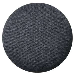 Enceinte connectée Google Home Nest Mini