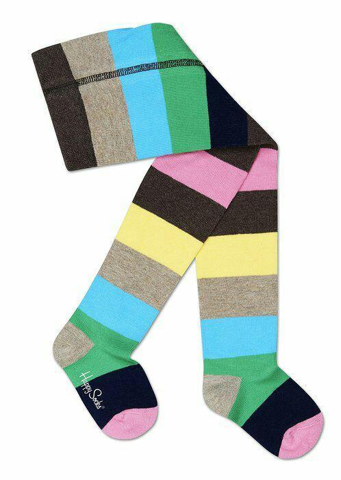 Collants bébé Happy Socks (Taille: 6 et 12 mois)