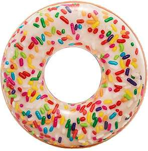 Bouée gonflable donut Sprinkle Intex - 99cm x 25cm