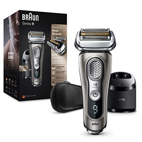 Rasoir électrique barbe Braun Series 9 9385cc Dernière Génération