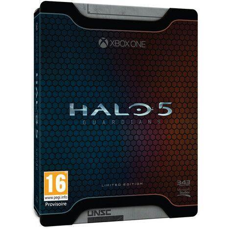 Halo 5 : Guardians - Edition Limitée (Xbox One) + 10£ de crédits Xbox Live sur le Store UK