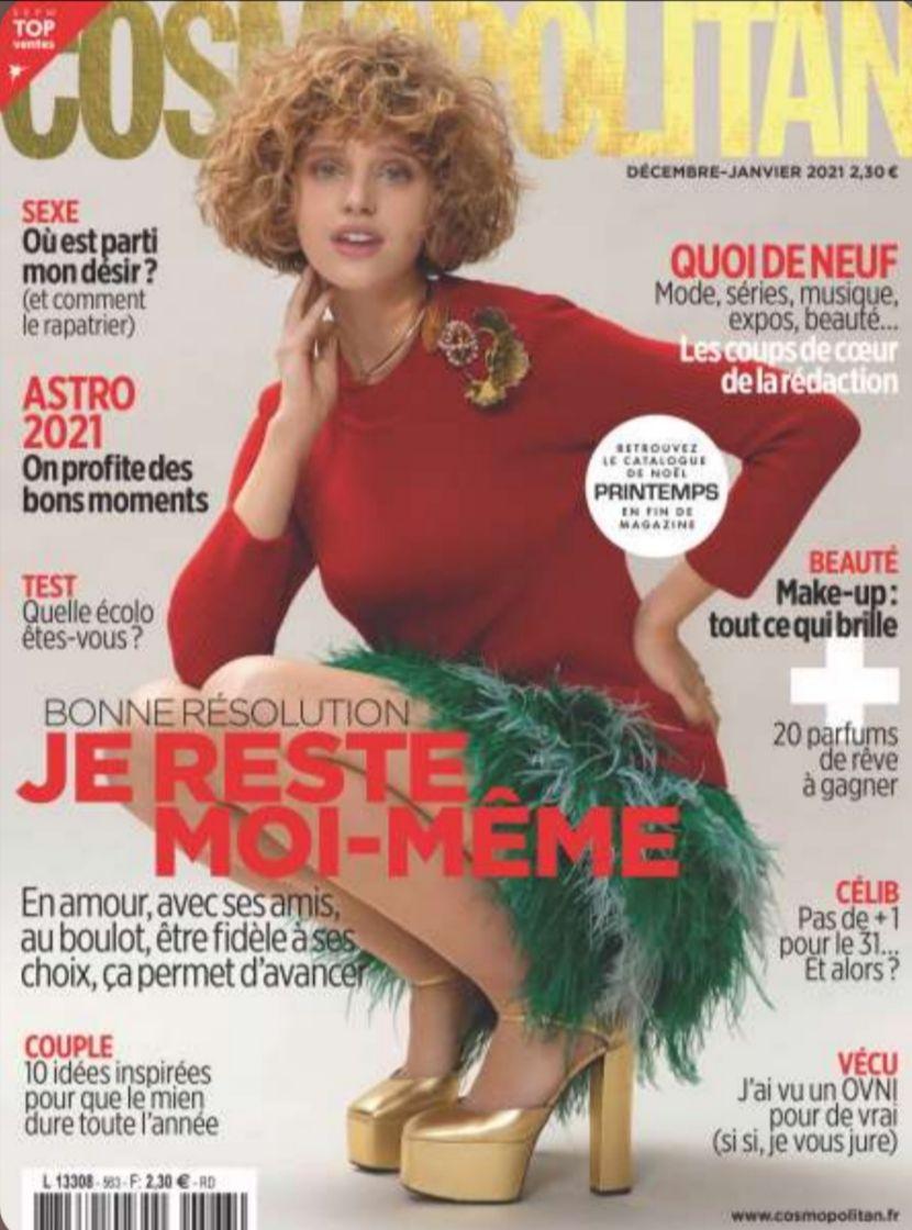 2 ans d'abonnement au magazine Cosmopolitain (format poche)