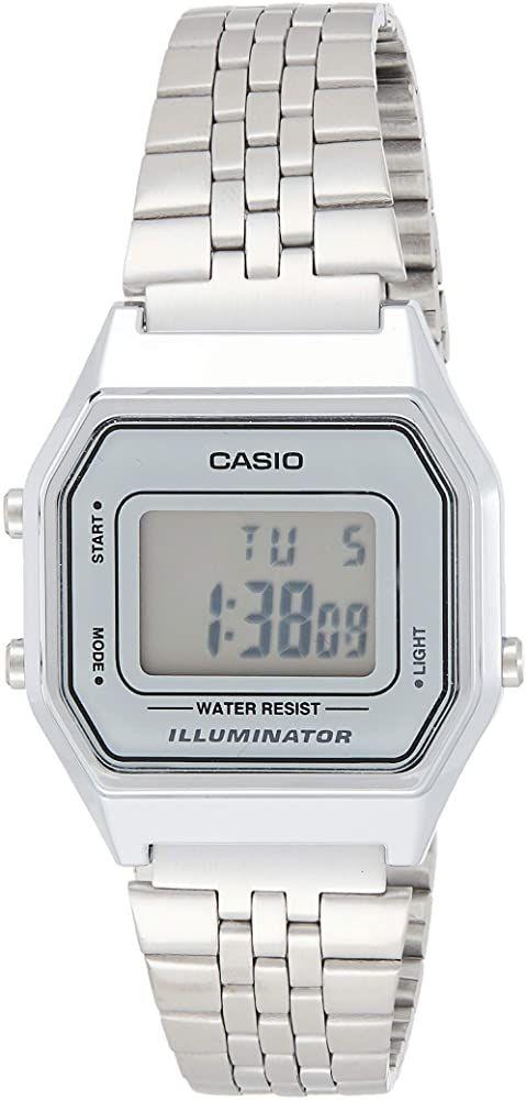 Montre digitale Casio Vintage LA680WEA-1BEF pour Femme