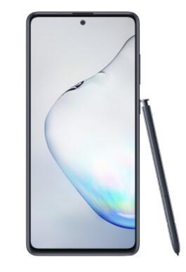 Smartphone Galaxy Note 10 Lite 128 Go (Via 79,80€ sur Carte Fidélité - 299€ via Code SAMEDIDEC20)