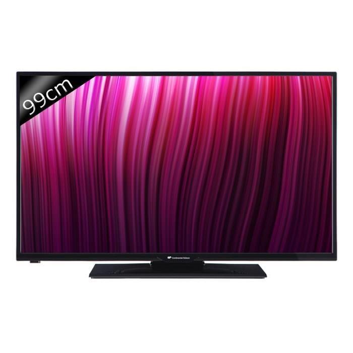 "TV 39"" Continental Edison 390316B3 - Full HD"