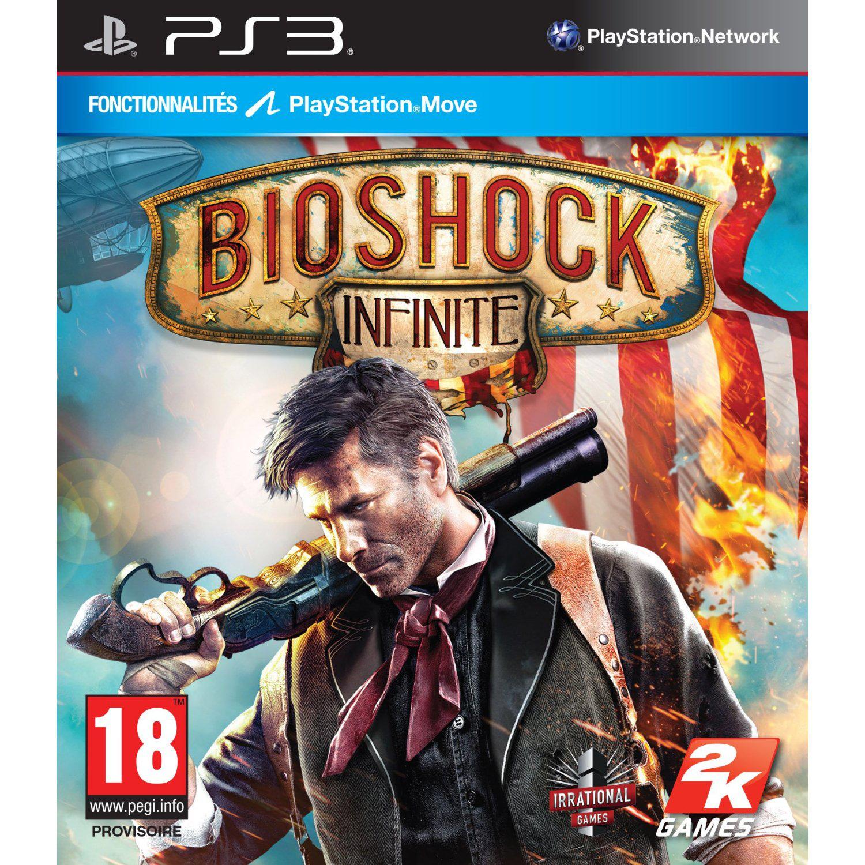Tomb Raider OU Bioshock Infinite sur Xbox 360 / PS3