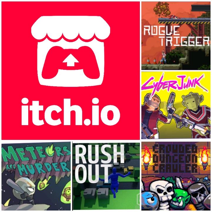 Sélection de Jeux Gratuits sur PC, Mac & Linux (Dématérialisés - DRM-Free) - Ex: RushOut
