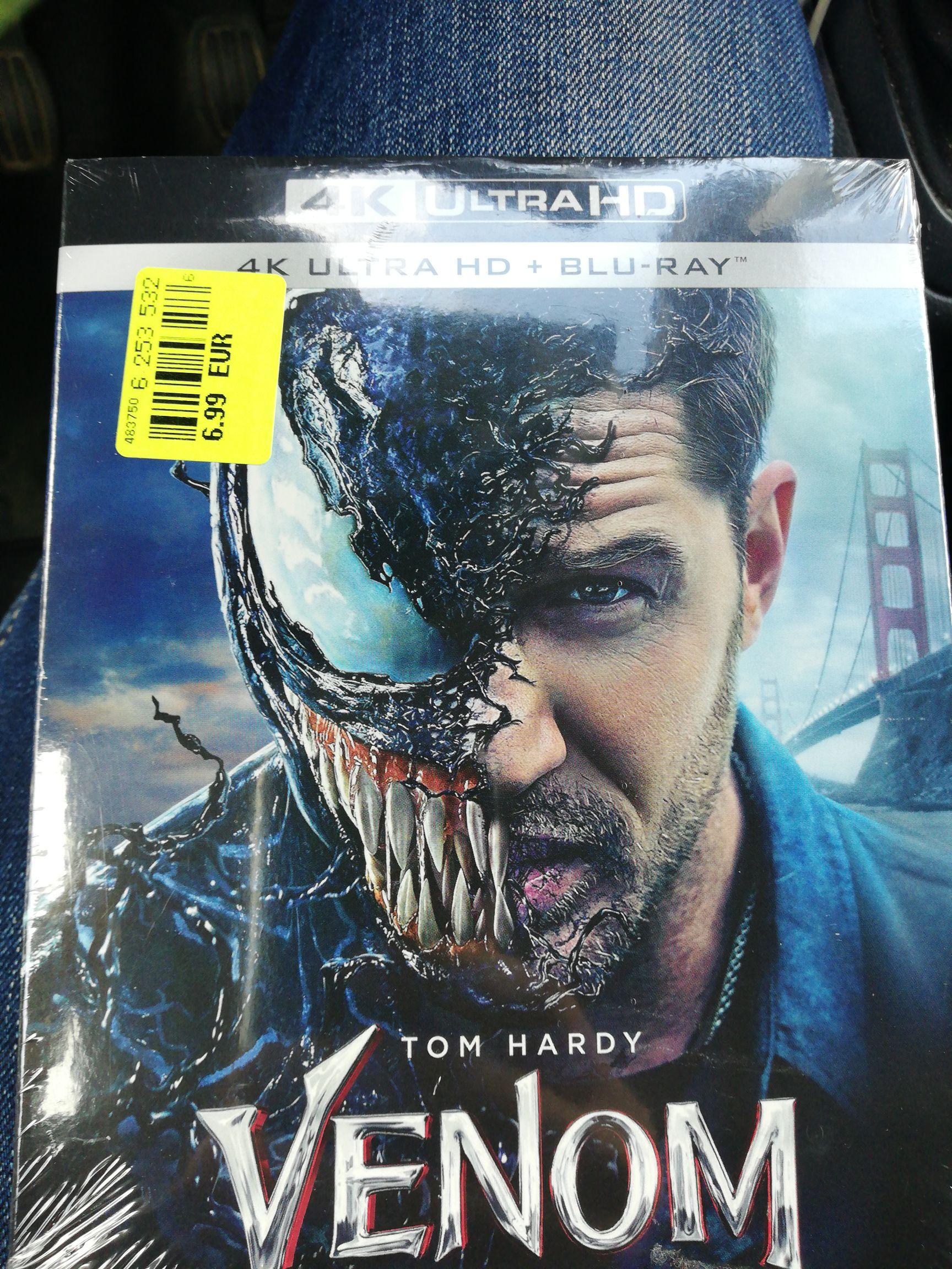 Blu-ray 4k Venom - Verdun (55)
