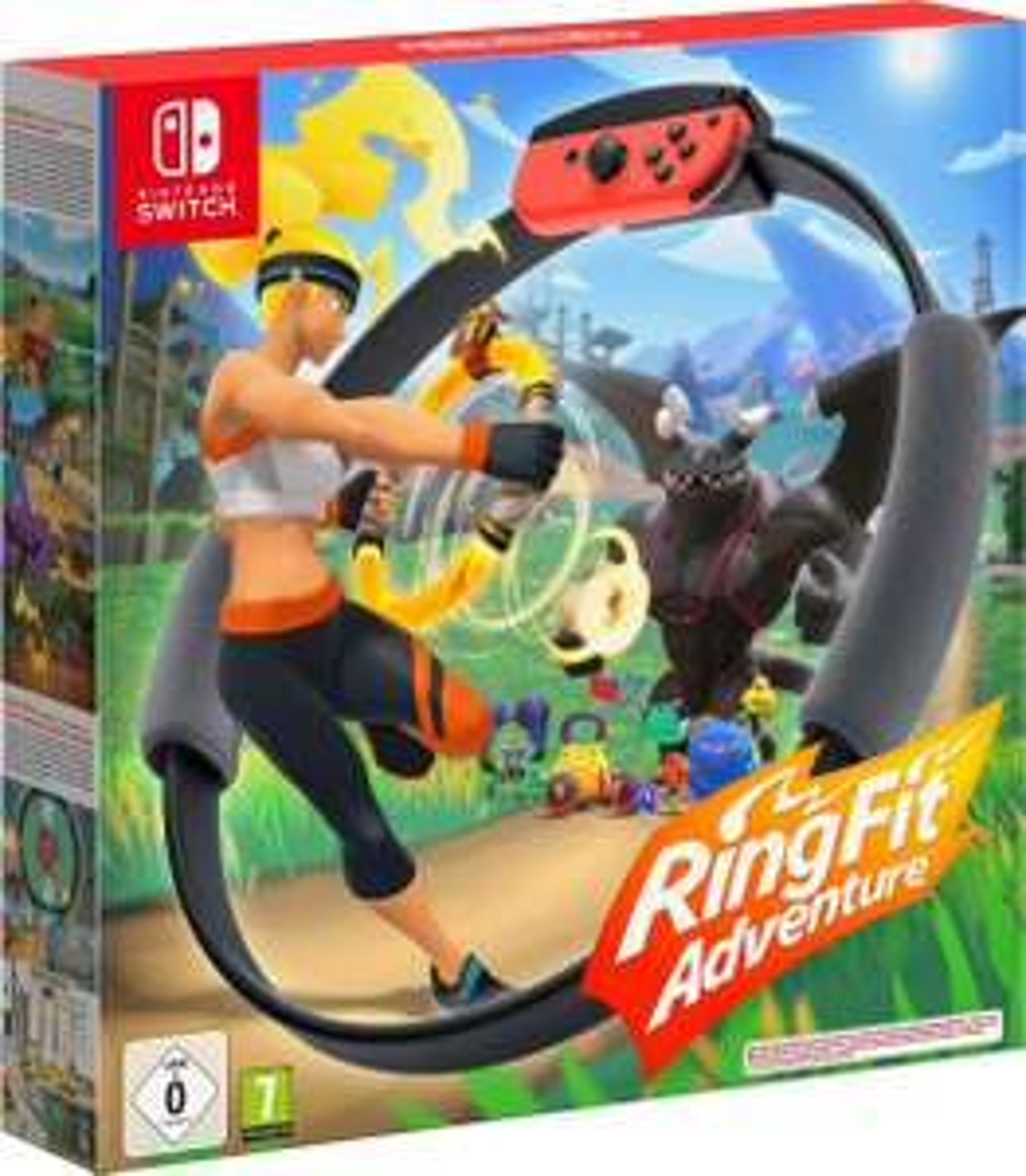 Jeu switch Ring Fit Adventure (via 17.67€ en bon d'achat) - Rouffiac (31)