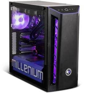 PC Gamer Millenium MM1 Miss Fortune - i5-10400F, 16 Go RAM, 240 Go SSD + 1 To HDD, RTX 3070, Windows 10