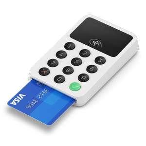 Terminal de paiement mobile iZettle 2 Bluetooth - Compatible Android et iOS