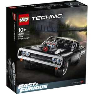 Lego Technic 42111 - La Dodge Charger de Dom