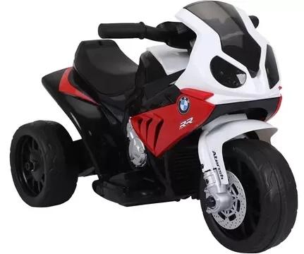 Moto électrique BMW S1000 pour Enfant - 3 Roues