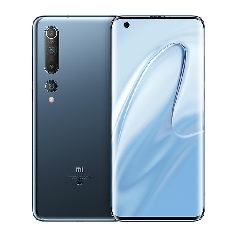 """Smartphone 6.47"""" Xiaomi Mi 10 - 8 Go de RAM, 256 Go (Neuf)"""