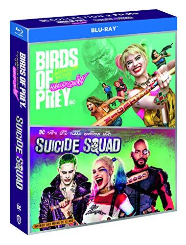 Coffret Blu-ray Birds of Prey + Suicide Squad