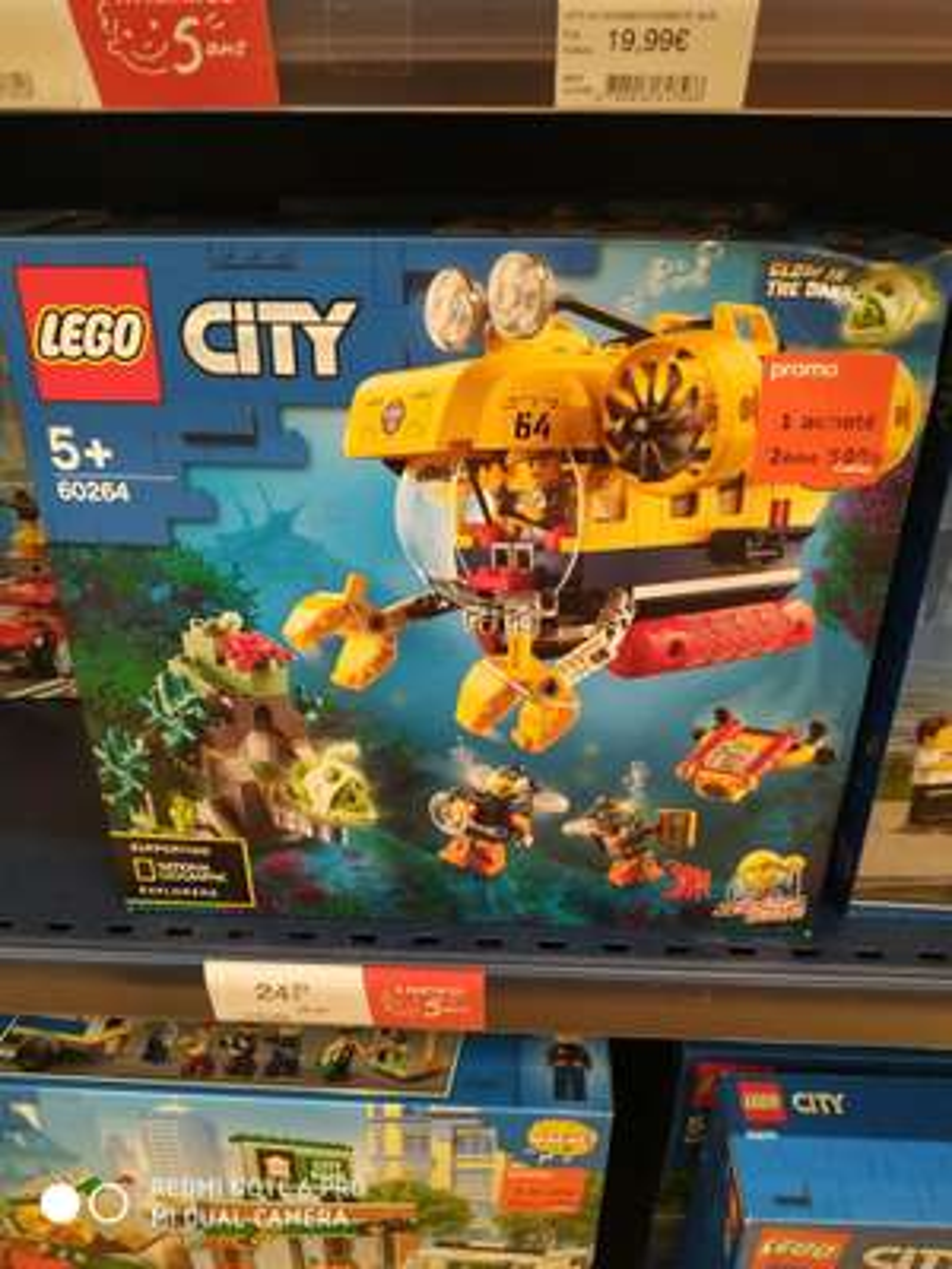 50% de réduction sur le second jouet Lego parmi une sélection - Narbonne (11)