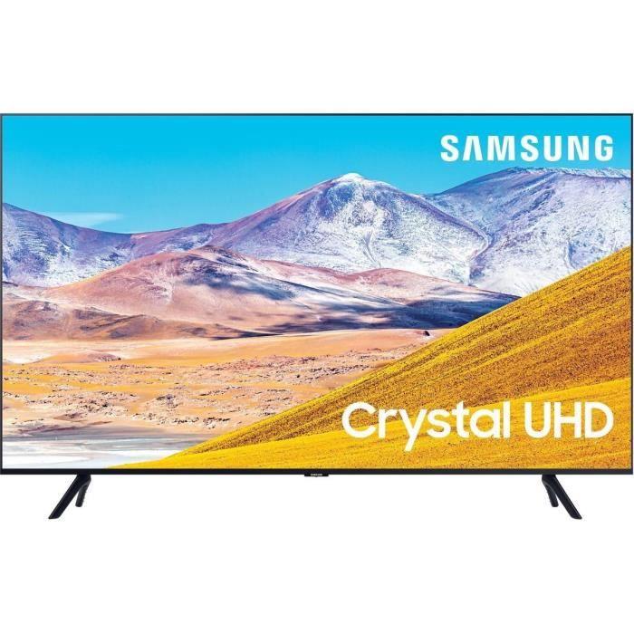 "TV 55"" Samsung UE55TU8072 - UHD, HDR10+, PQI 2100, Smart TV"