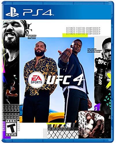 Jeu UFC 4 sur PS4 ou Xbox One (Frais de port, frais de conversion & frais d'importation inclus)