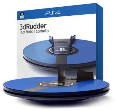 3DRudder PlayStation VR PS4 sur PS4