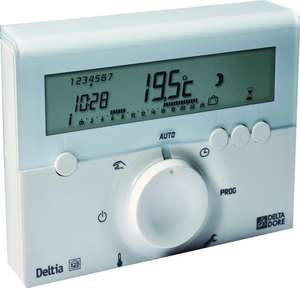 Thermostat programmable Delta Dore 6050416