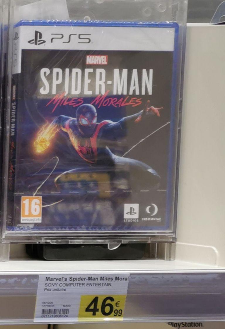 Marvel's Spider-Man: Miles Morale sur PS5 - Vitry sur Seine (94)