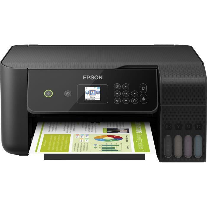 Imprimante jet d'encre EPSON EcoTank ET-2721