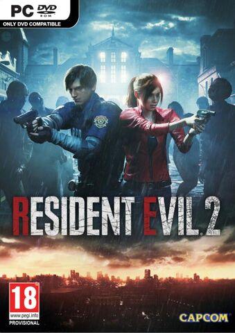 Resident evil 2 sur PC