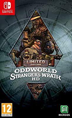 Jeu Oddworld : La Fureur de l'Étranger sur Nintendo Switch