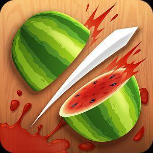 Fruit Ninja sur Android