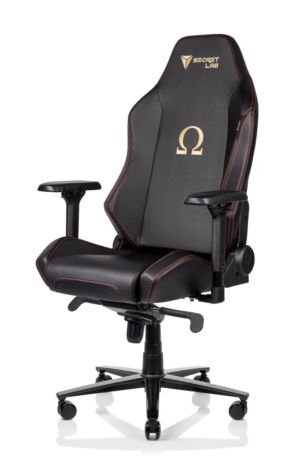 Sélection de chaises gaming en promotion - Ex : [Précommande] Secretlab Omega (secretlab.eu)