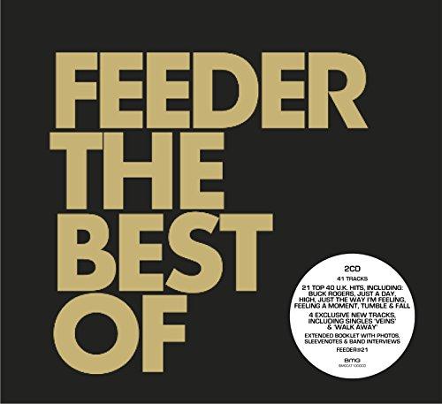 "Coffret CD : Feeder ""The Best Of"" - édition Deluxe 3 CD (Inclus l'album exclusif Arrow)"