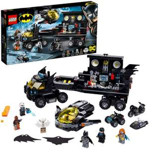 Jeu de construction Lego - La base mobile de Batman n°76160